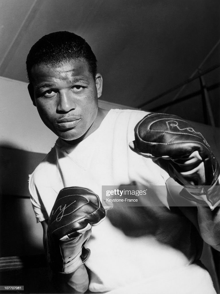 Sugar Ray Robinson - Knock Him Down Whiskey - I Shoulda Been On My Merry Way