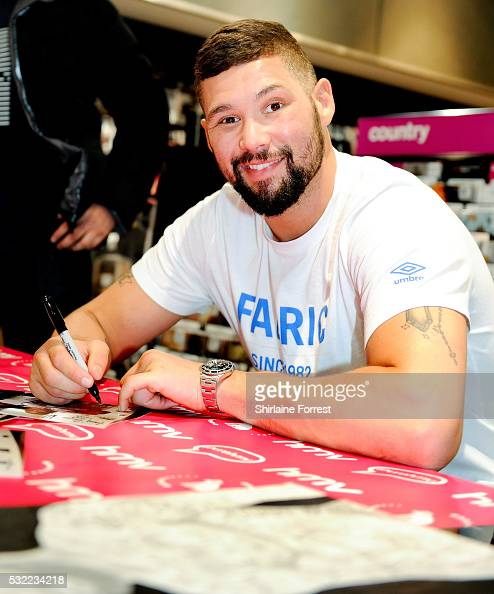 Tony Bellew Stock Photos And Pictures