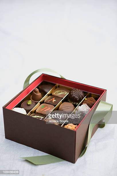 boxes of chocolates