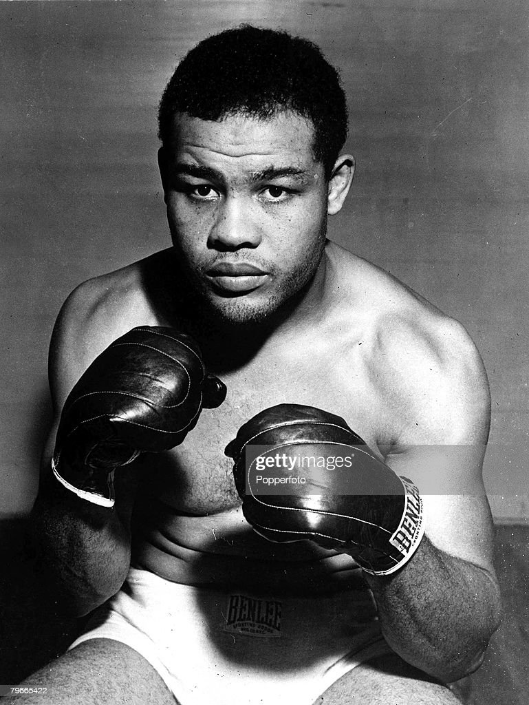 a biography of joe louis an american boxer Commentator frank deford offers his take on the history of racism in sports, including an appreciation for legendary boxer joe louis.