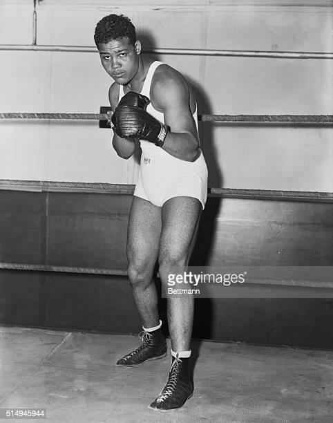 Boxing Champion Joe Louis