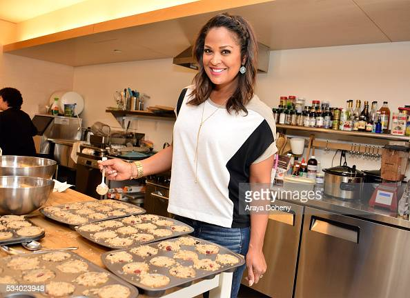 Boxing Champion Laila Ali attends Fast Company Creativity CounterConference 2016 at Thrive Market on May 24 2016 in Los Angeles California