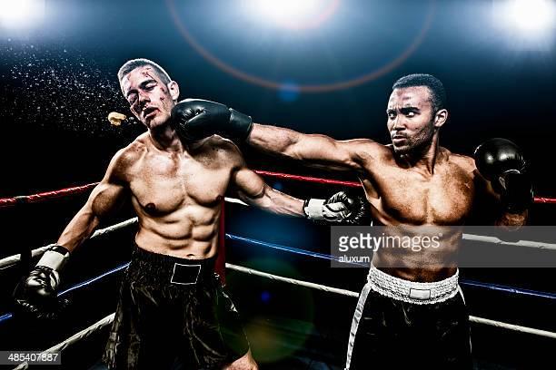 Contra de boxeo