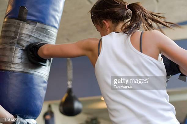 Gimnasio de boxeo