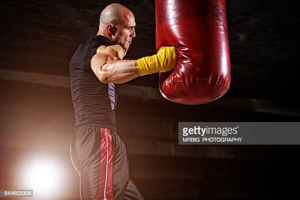 Boxing, MMA Workout