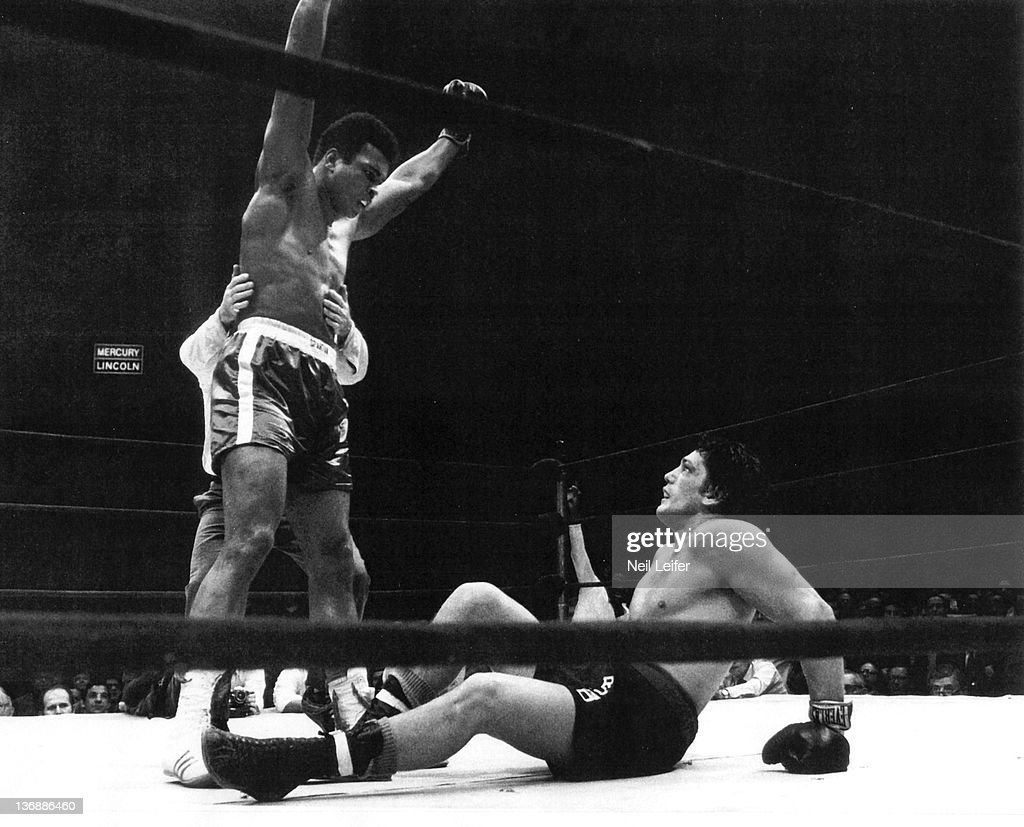 Muhammad Ali Boxer Born 1942 Getty Images