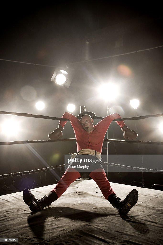Boxing : Foto de stock