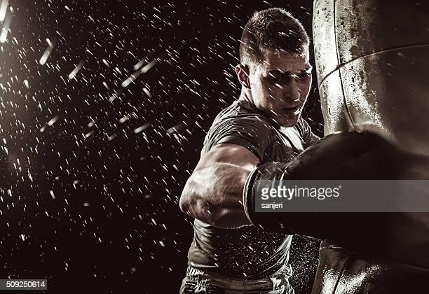 Potencia de boxeo