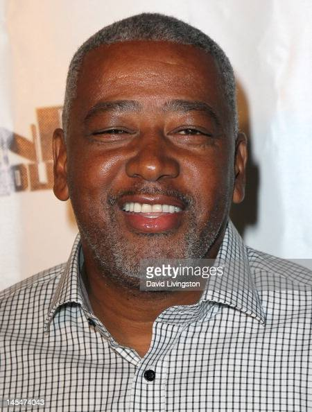 Boxing promoter Sam Watson attends the official celebration of Magic Johnson's involvment with the Los Angeles Dodgers at RnB Live on May 30 2012 in...