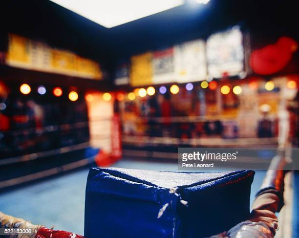 Boxing ring, differntial focus