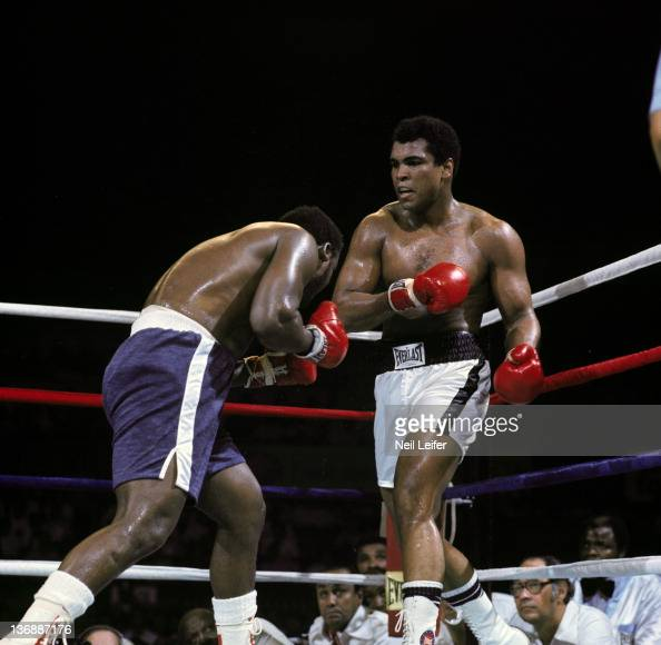 Muhammad Ali Vs Joe Frazier Stock Photos And Pictures