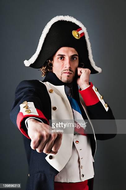 Boxing Young Napoleon Bonaparte