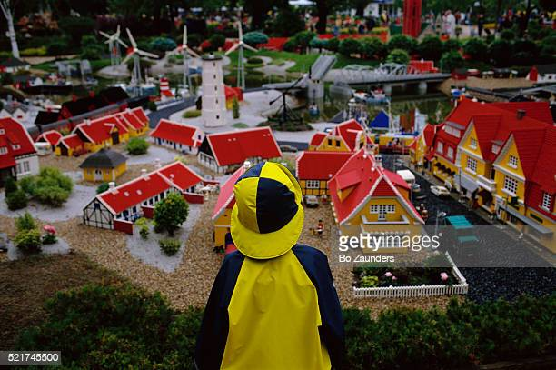 Boy at Legoland