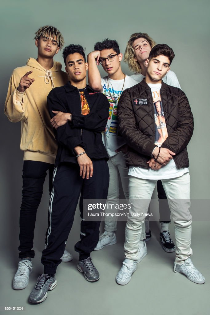 PrettyMuch, NY Daily News, October 2, 2017