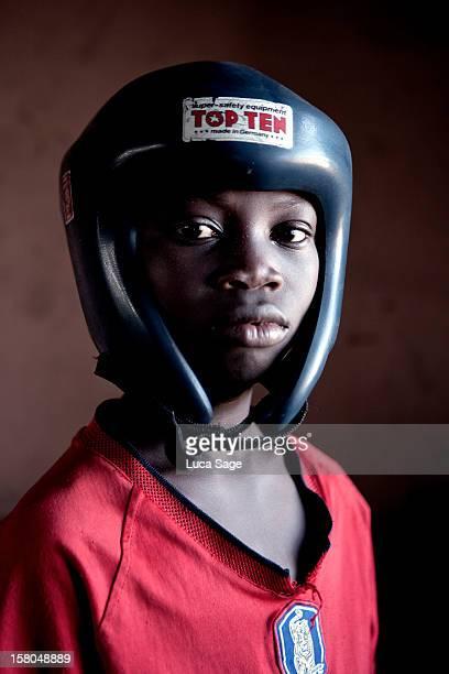 Boy Boxer, Accra, Ghana