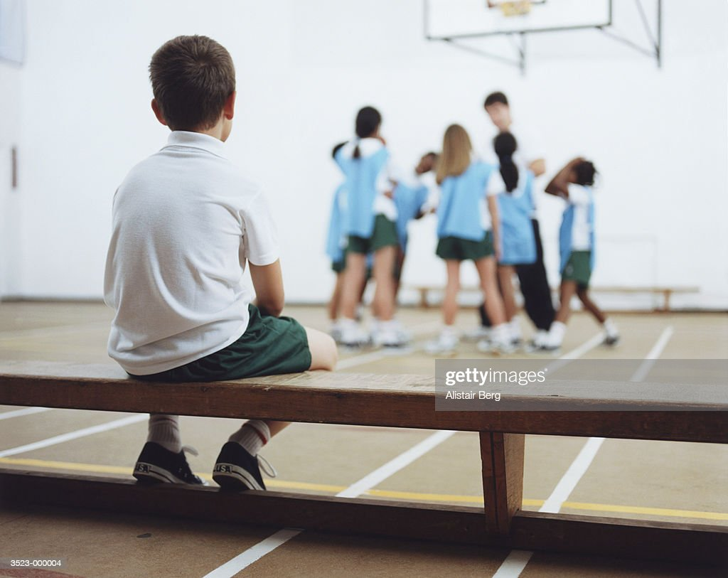 Boy Excluded from Team