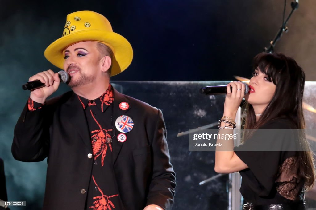 Culture Club In Concert - Atlantic City, New Jersey