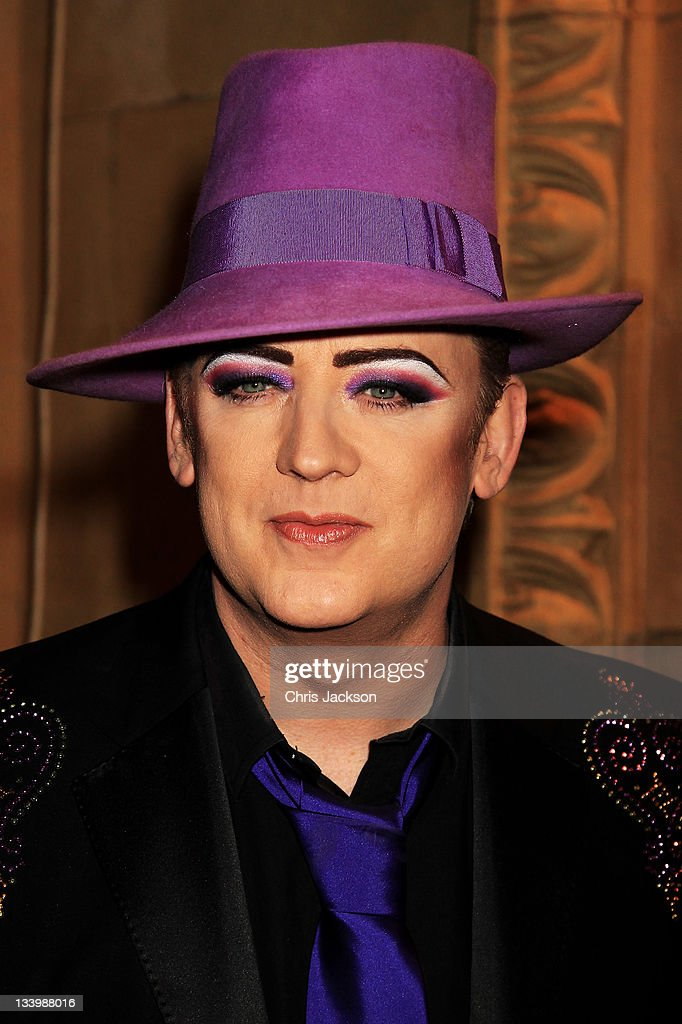 Boy George attends the Prince's Trust Rock Gala 2011 at Royal Albert Hall on November 23, 2011 in London, England. The gala, sponsored by Novae, raises vital funds for the youth charity's work with disadvantaged young people.