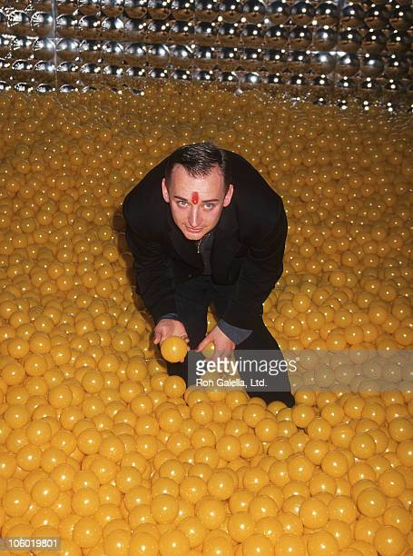 Boy George during Preview Party for New Renovated Tunnel in New york City October 8 1993 at The Tunnel in New York City New York United States