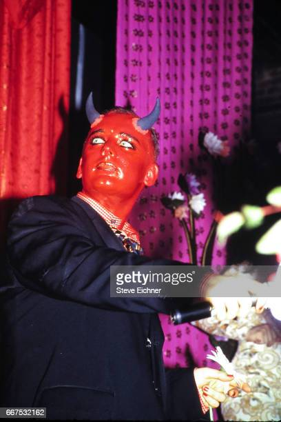 Boy George performs at Tunnel New York New York October 9 1993