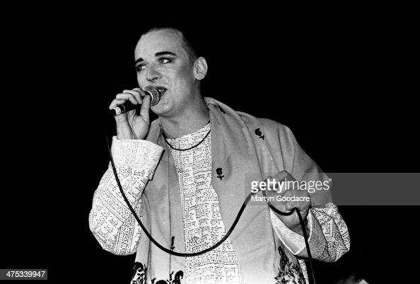 boy george at the town and country london 1991 pictures getty images. Black Bedroom Furniture Sets. Home Design Ideas