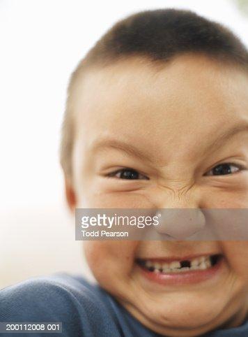closeup boy