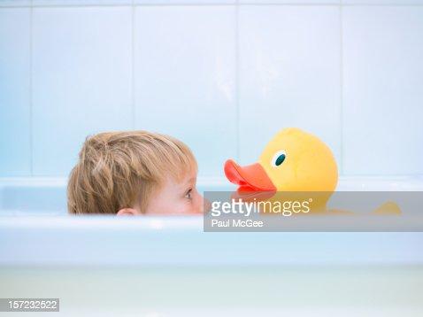 Boy V Duck