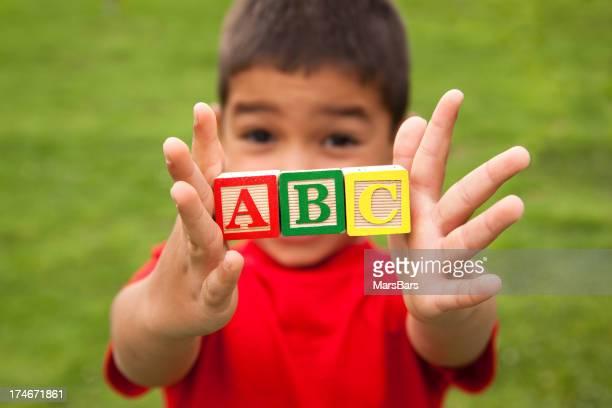 少年、ABC ブロック