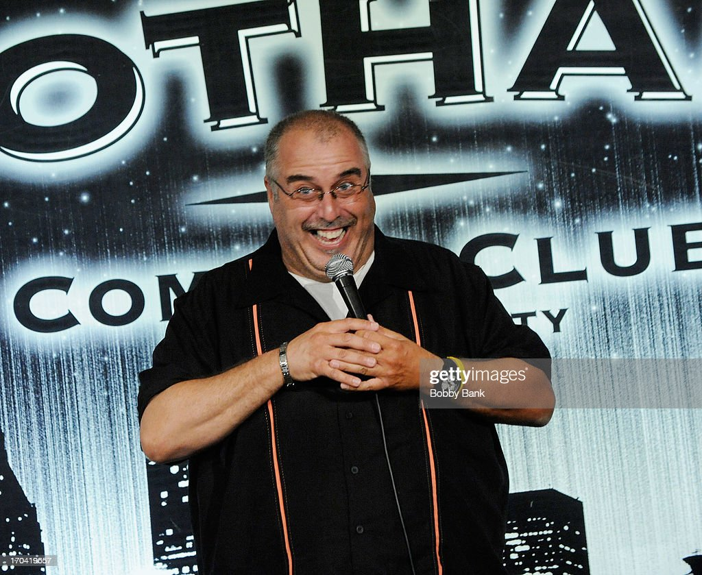 J.J. Boyd attends Laughter Saves Lives Comedy Night to Benefit The Tribute 9/11 Visitor Center at Gotham Comedy Club on June 12, 2013 in New York City.