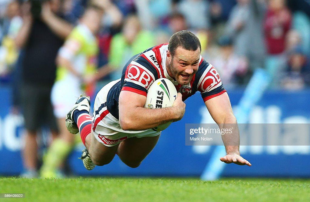 NRL Rd 23 - Roosters v Cowboys