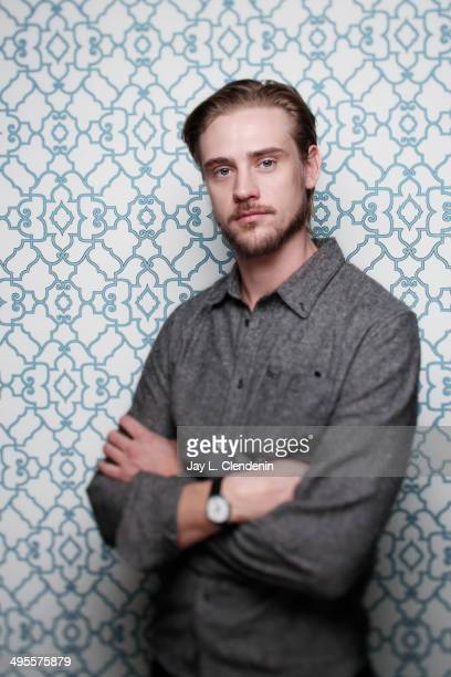 Boyd Holbrook is photographed for Los Angeles Times on January 18 2014 in Park City Utah PUBLISHED IMAGE CREDIT MUST READ Jay L Clendenin/Los Angeles...