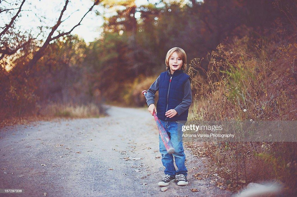 Boyhood : Stock Photo