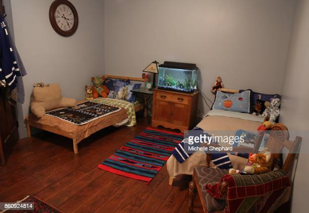 Boyleroom The room in the Boyle's Smith Falls Ont home that has been set up for the return of Joshua Boyle's three children born in captivity during...