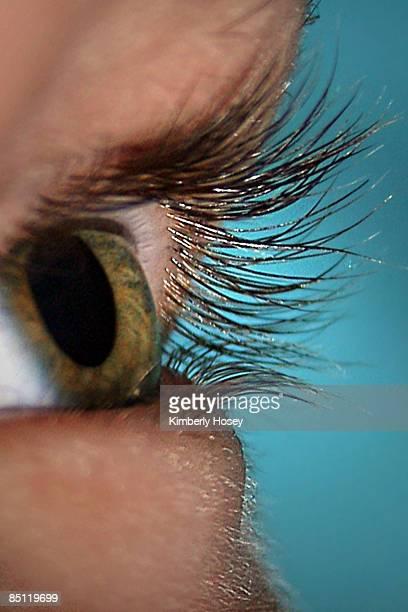 Boys always have the most amazing eyelashes
