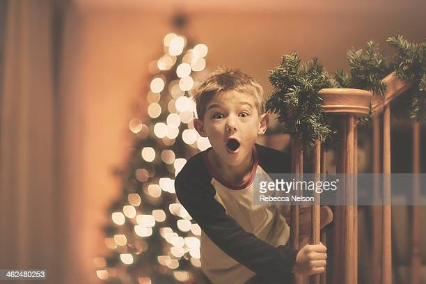 Boy's Christmas Surprise