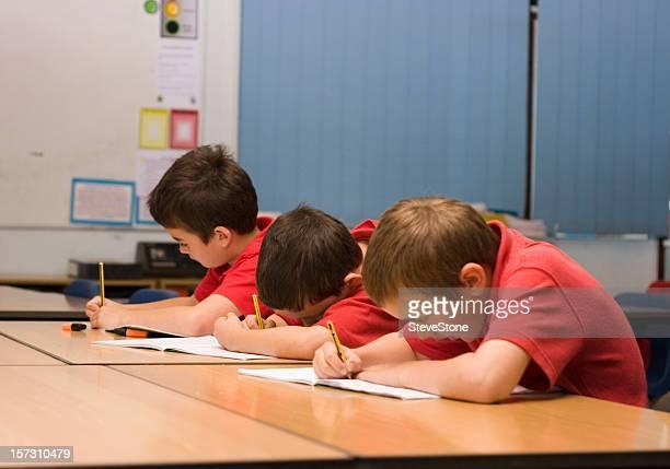 Boys in school 6