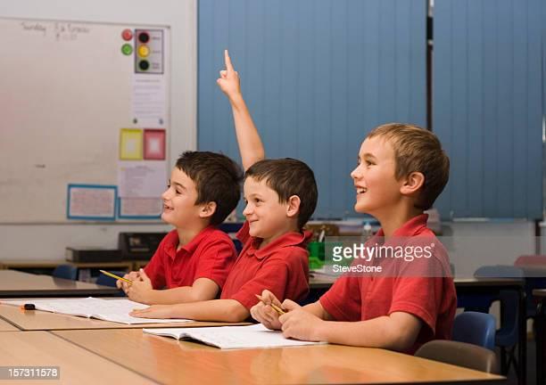 Boys in school 7