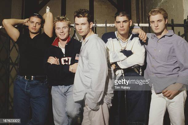 Boyzone 1996