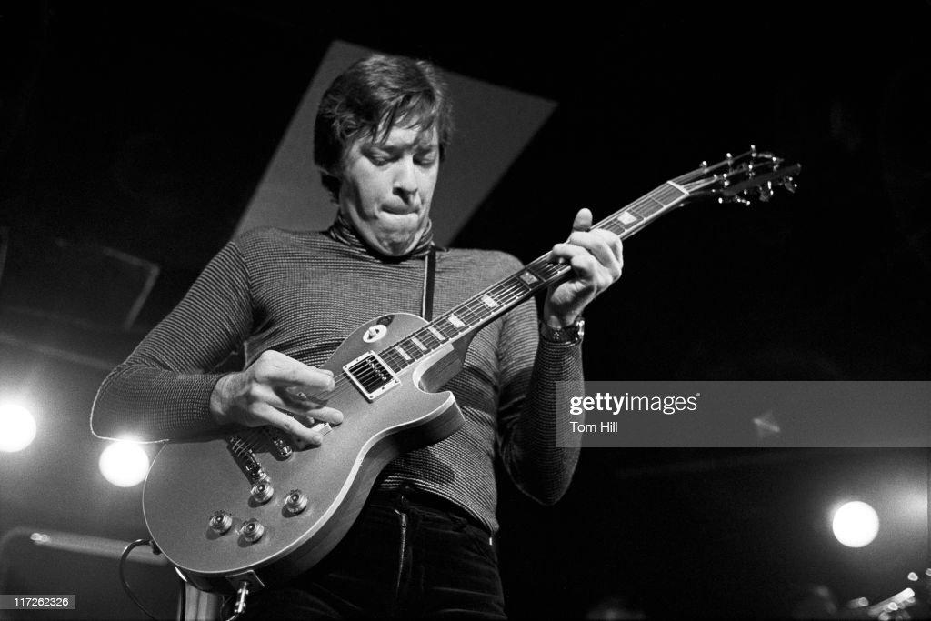 Boz Scaggs in Concert at Richard's Rock Club in Atlanta - April 18, 1974