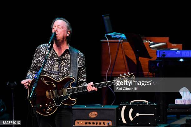 Boz Scaggs performs onstage at Thousand Oaks Civic Arts Plaza on August 18 2017 in Thousand Oaks California
