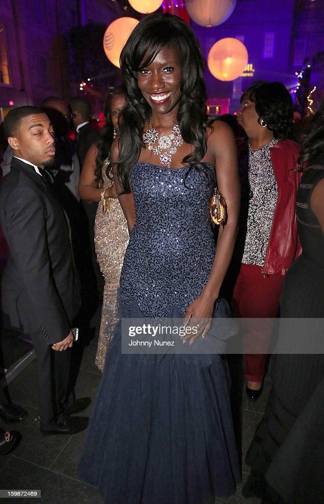 Bozoma Saint John attends the 2013 BET Networks Inaugural Gala at Smithsonian National Museum Of American History on January 21, 2013 in Washington, United States.