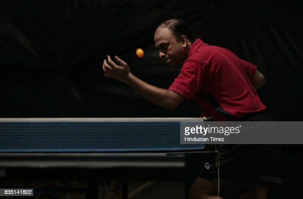 Bhushute and SKhopkar play inner club inner office Table Tennis competition at Santacurz Gymkhana on Friday