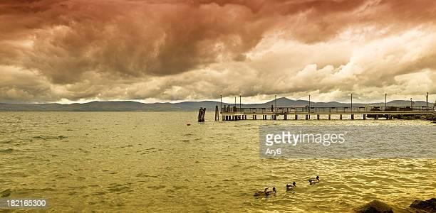Lago Bracciano Italia