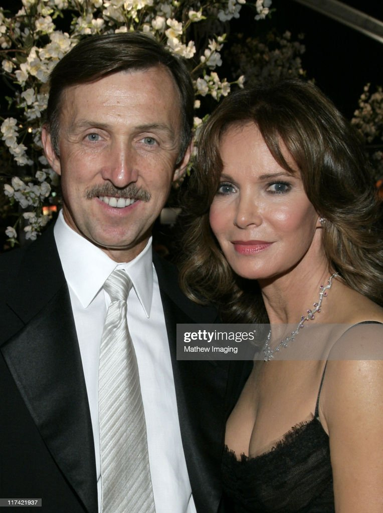 Brad Allen and <a gi-track='captionPersonalityLinkClicked' href=/galleries/search?phrase=Jaclyn+Smith&family=editorial&specificpeople=211283 ng-click='$event.stopPropagation()'>Jaclyn Smith</a> during Los Angeles Philharmonic Opens Fourth Season at Walt Disney Concert Hall at Walt Disney Concert Hall in Los Angeles, California, United States.