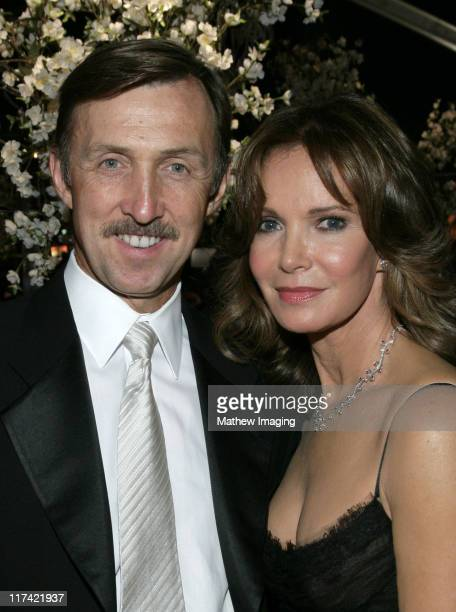 Brad Allen and Jaclyn Smith during Los Angeles Philharmonic Opens Fourth Season at Walt Disney Concert Hall at Walt Disney Concert Hall in Los...