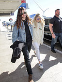 Celebrity Sightings In Los Angeles - February 19, 2018