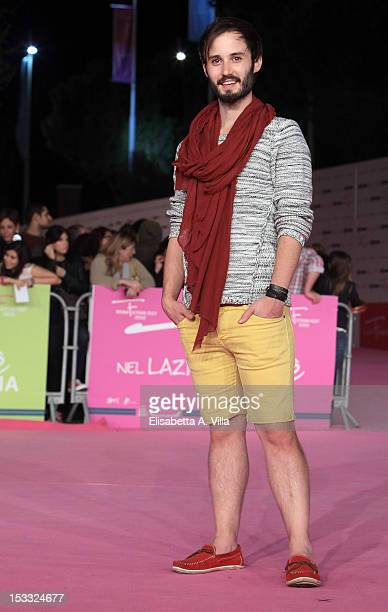 Brad Bell attends 'Husbands 2' premiere during the 2012 RomaFictionFest at Auditorium Parco della Musica on October 3 2012 in Rome Italy