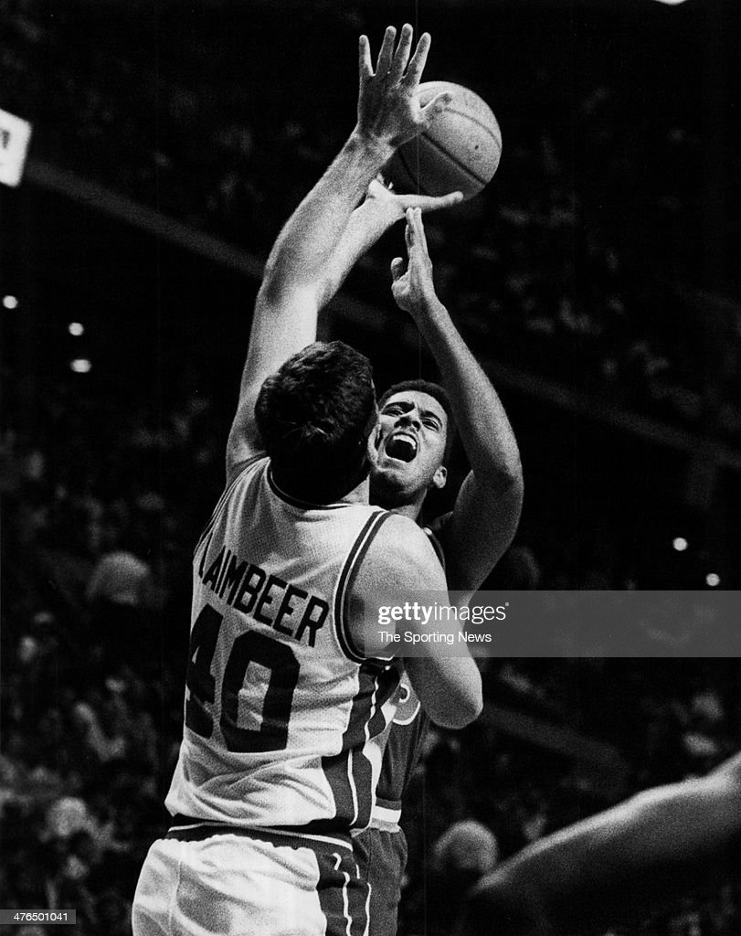 Brad Daugherty Cleveland Cavaliers