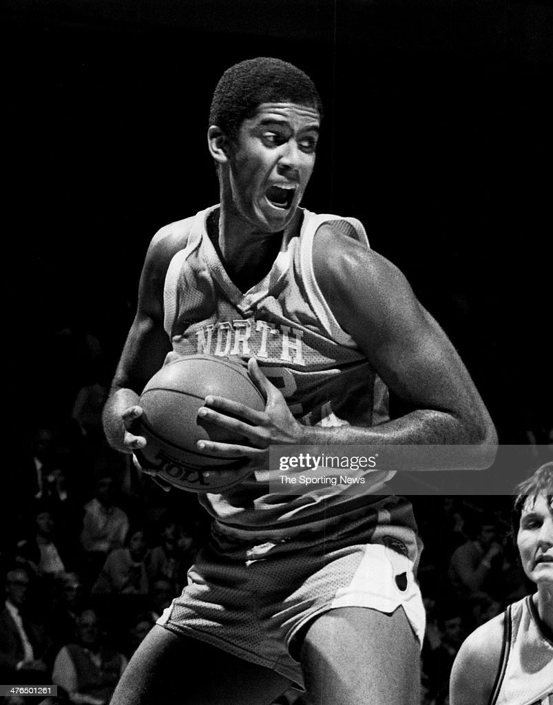 Brad Daugherty North Carolina