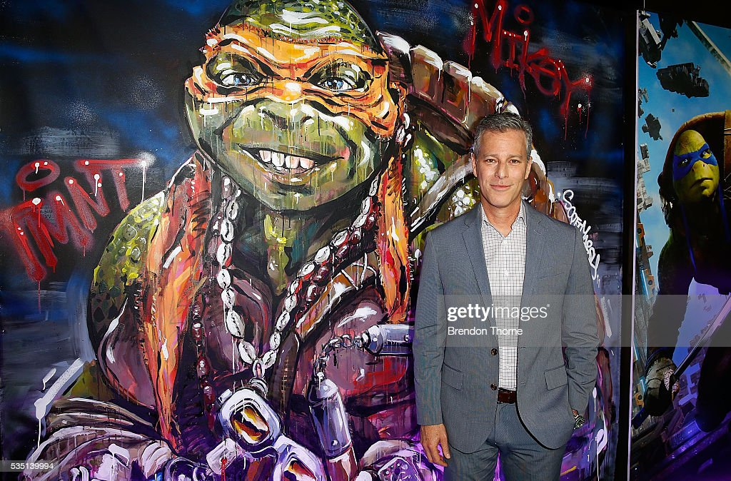 Brad Fuller arrives ahead of the Australian premiere of Teenage Mutant Ninja Turtles 2 at Event Cinemas George Street on May 29, 2016 in Sydney, Australia.